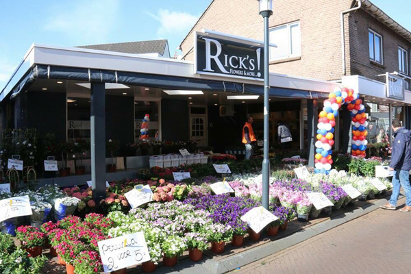 Winkels Ricks Bloemen